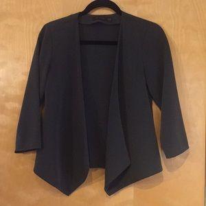 The Limited Dark Grey Blazer/Jacket